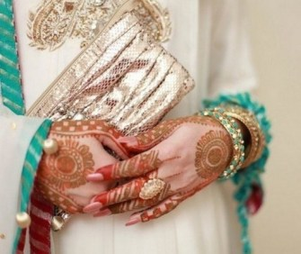 Amazing Wedding Mehandi Designs For Summer Autumn 9