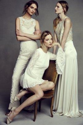 Bohemian Chic Wedding Dresses For Summer 7