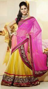 Fancy Bridal Dresses For Indian & Pakistani Brides 4
