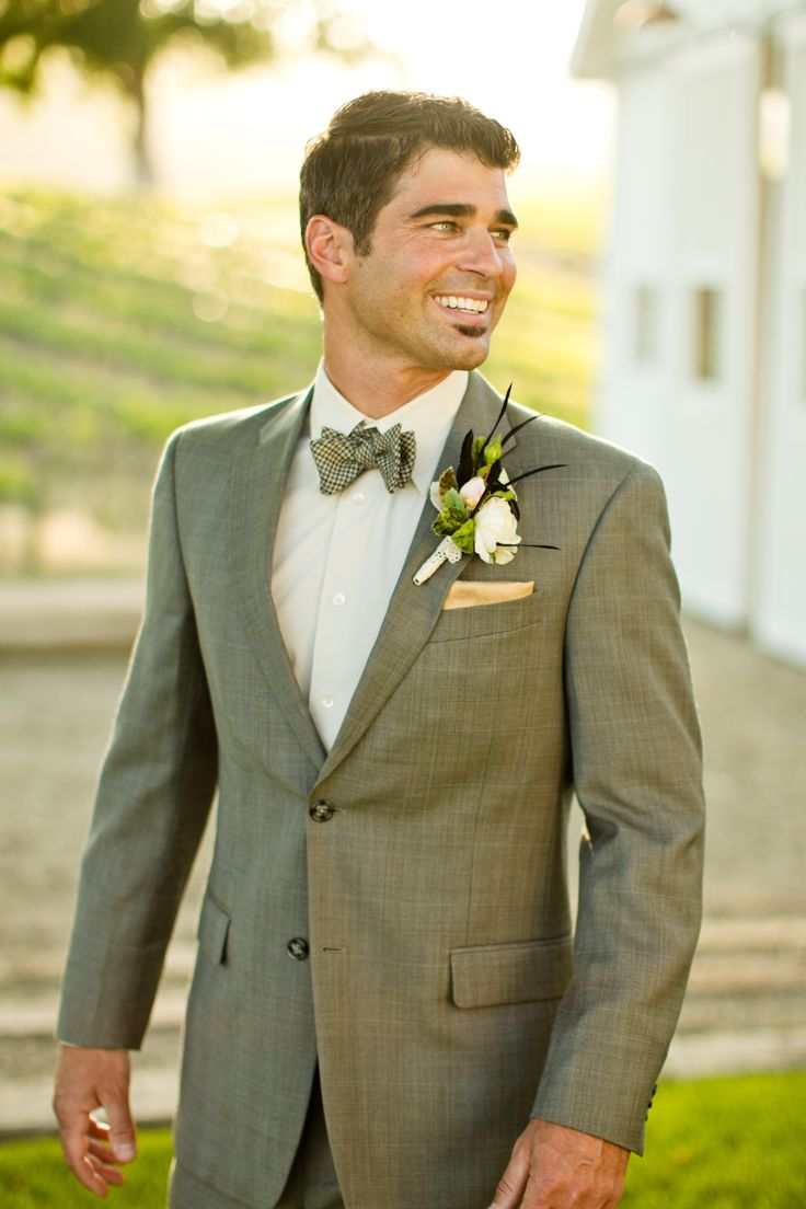 Groom Wedding Attire On Summer Weddings
