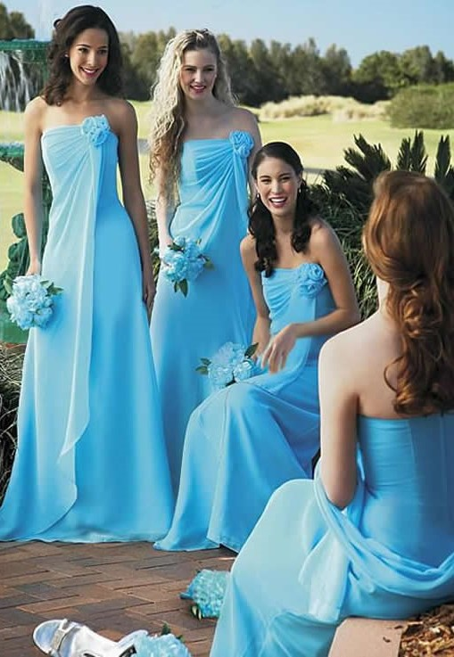 Summer Bridesmaid Dresses