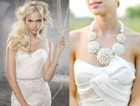 Wedding Necklace Sets