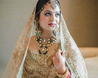 Asian Bridal Jewelry Styles & How To Carry With Dress