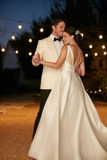 Martina Liana Fall Bridal Collection Elegant Wedding Gowns 2016 11
