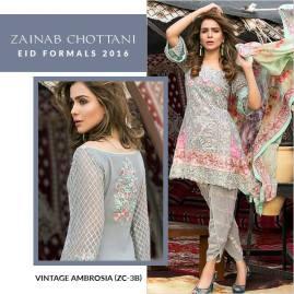 Zainab Chottani Bridal Formal Wear Summer 2016 20