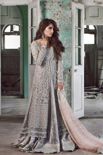 ba0a8d8b360 Sana Abbas Formal Bridal Winter Collection 2016-17