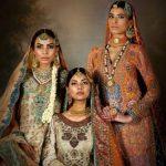 Wardha Saleem Regal Bridal Collection Winter Dresses 2016-17