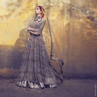 Ammar Shahid Traditional Bridal Collection For Summer 2017 2