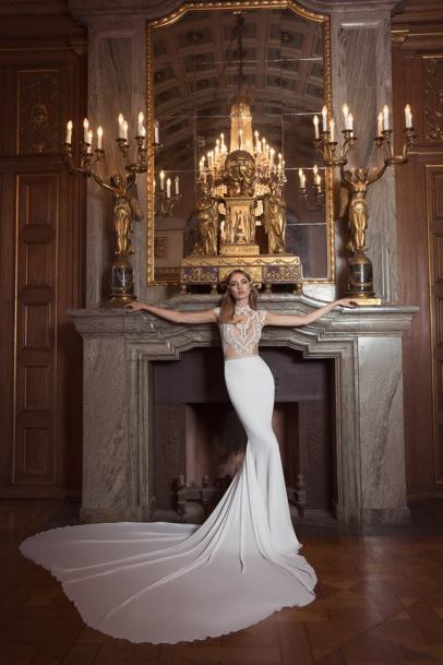 Dror Geva Timeless Bridal Collection For Summer 2017 2