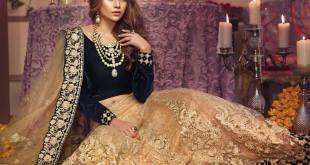 Zarqash Luxury Chiffon Vasl Formal Collection 2018