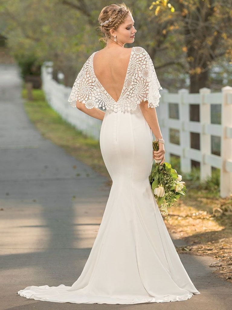 8 Summer Wedding Dresses Every Woman Should See