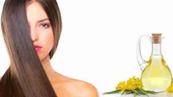 Canola Oil In Hair