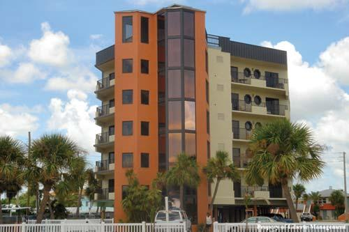 Voyager Beach Club Treasure Island Florida Condo Vacation Rentals