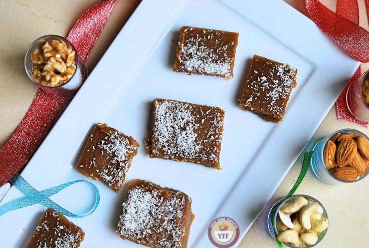Singhara Ke Burfi | Your Food Fantasy
