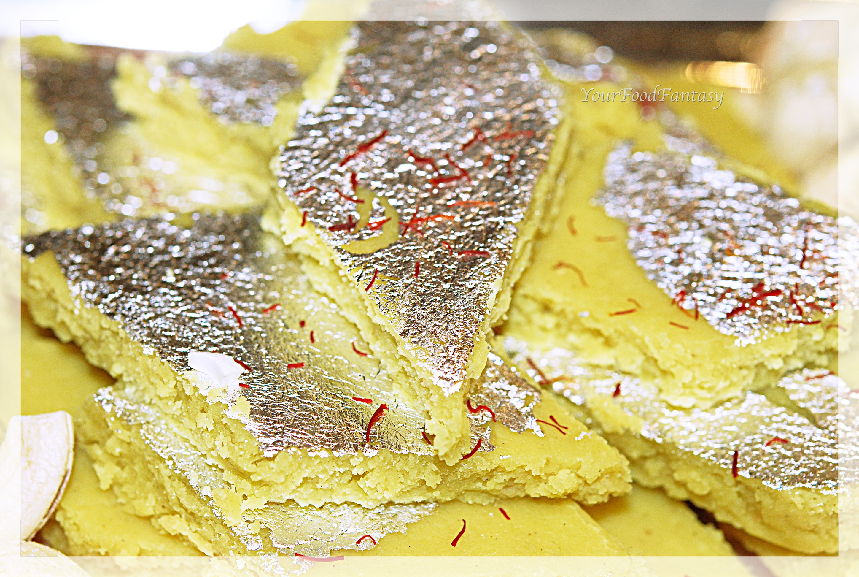 easy kaju katli recipe at yourfoodfantasy by meenu gupta