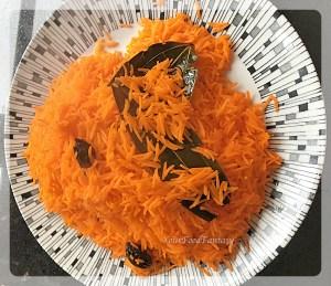 Saffron rice for chicken biryani recipe recipe | yourfoodfantasy.com
