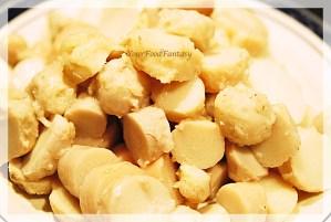 masala arbi preparation at yourfoodfantasy