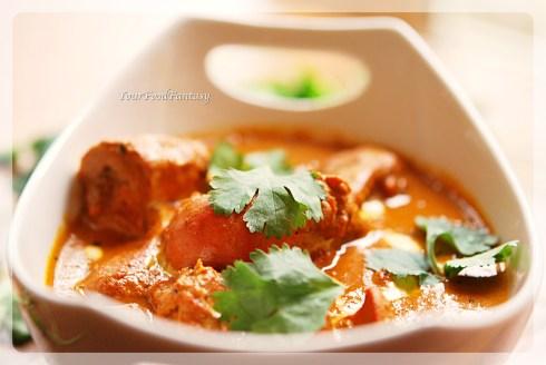 Butter chicken receipe at yourfoodfantasy.com-by-meenu-gupta