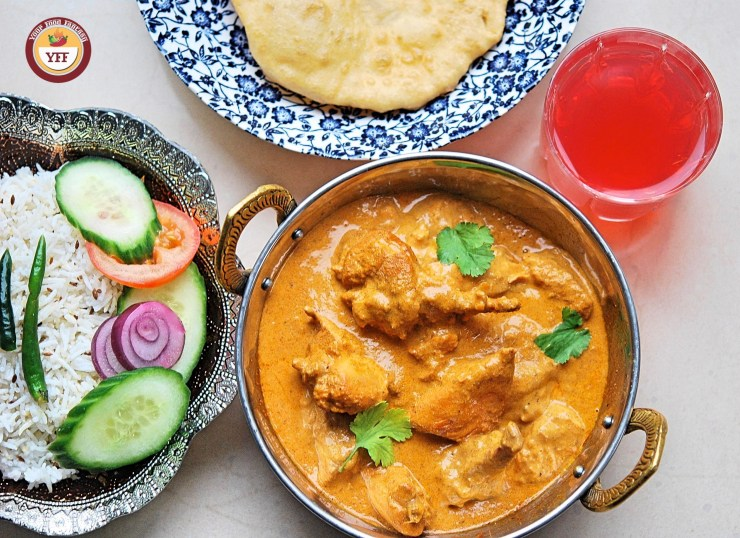 Butter Chicken Recipe   Easy Chicken Recipes to make at Home   YourFoodFantasy.com