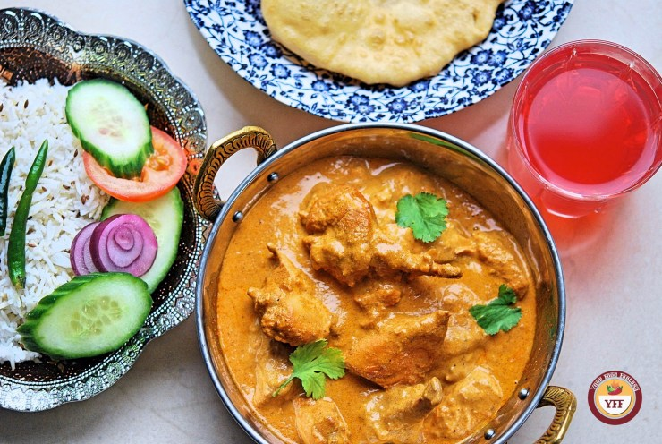 Butter Chicken Recipe | YourFoodFantasy.com