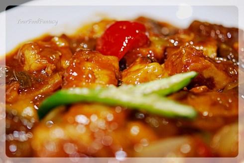 Chilli-paneer recipe at yourfoodfantasy.com | meenu gupta