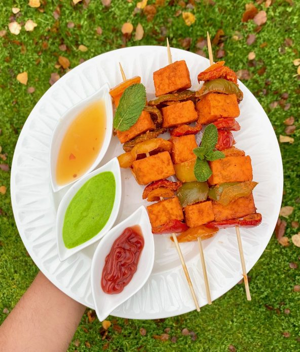 Paneer Tikka Recipe | Your Food Fantasy