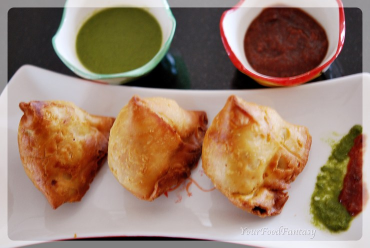 Punjabi samosa | yourfoodfantasy by meenu gupta