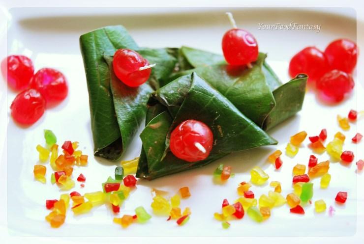 sweet paan recipe   yourfoodfantasy by meenu gupta