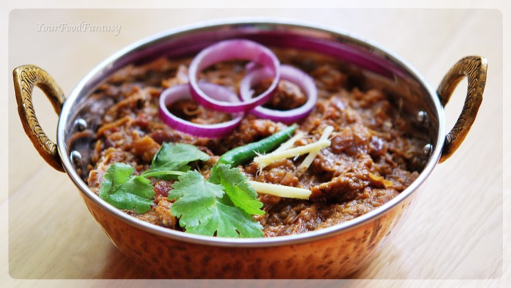 bharta recipe at yourfoodfantasy by meenu gupta