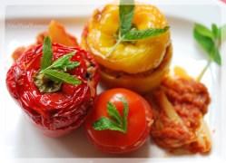 Gemista recipe - Greek food recipe | Your Food Fantasy