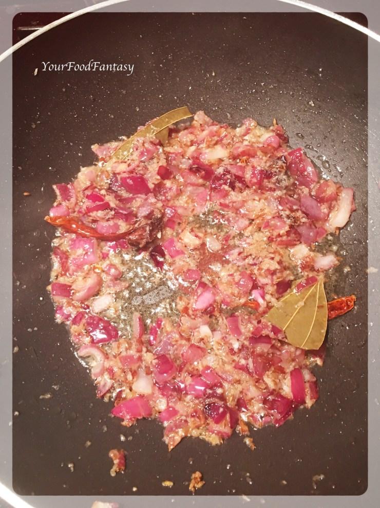 ChickPea Chole Recipe | YourFoodFantasy.com