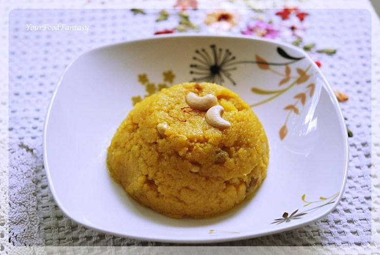 Moong Dal Halwa Recipe   Your Food Fantasy