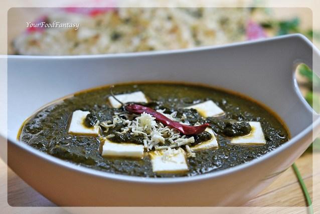 paneer-recipes-palak-paneer-yourfoodfantasy-com
