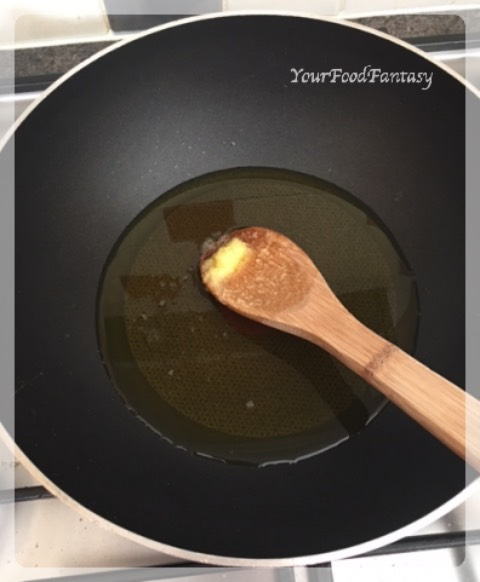 Clarified Butter | Wheat Flour Ladoo Recipe