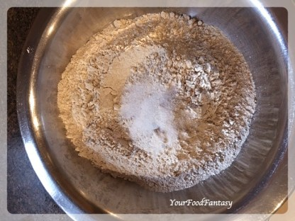 Flour for Mooli Paratha