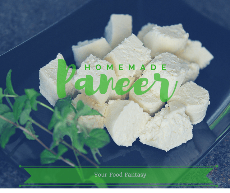 Learn How To Make Paneer At Home