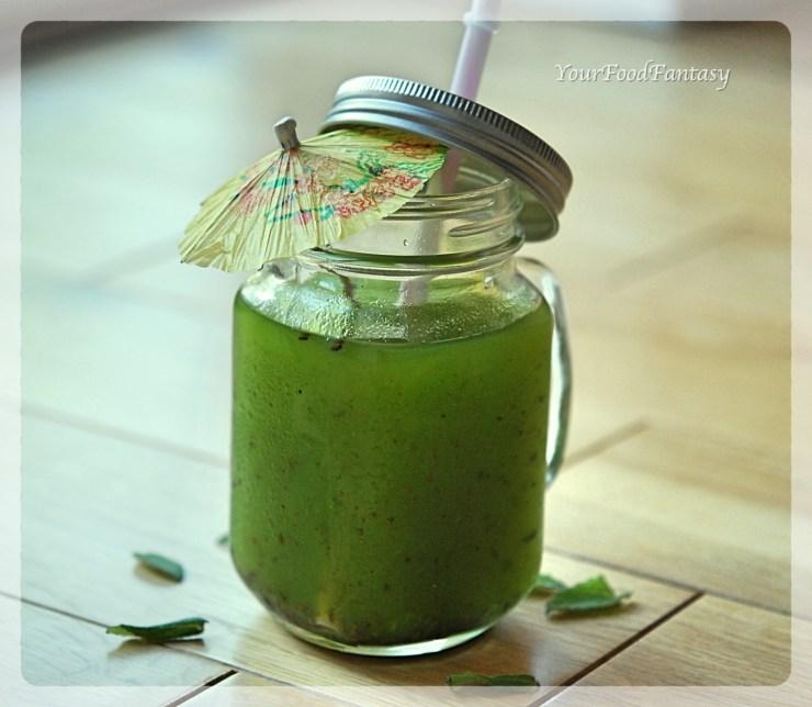 Raw Mango Drink - Aam Panna Recipe   Your Food Fantasy