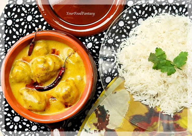 Punjabi Kadhi Recipe   Your Food Fantasy by Meenu Gupta