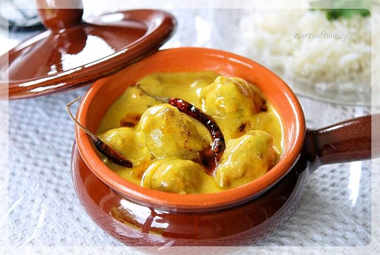 Recipe for Punjabi Kadhi   YourFoodFantasy.com