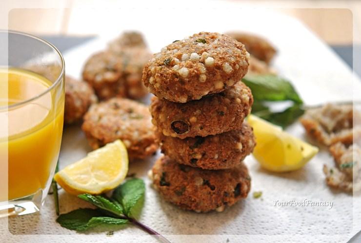 Sabudana Vada   Navratri Food Recipes   Your Food Fantasy by Meenu Gupta