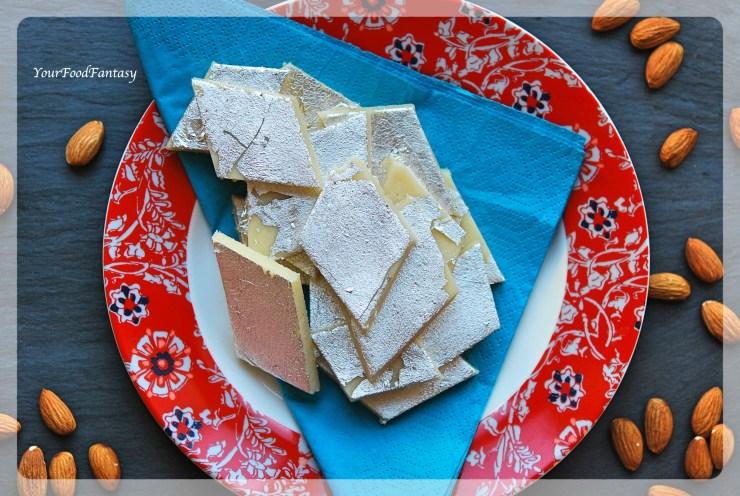 Easy Diwali Sweet Recipe