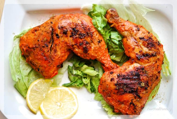 Chicken Recipe | Angara Chicken Tangdi or Fiery Chicken Leg Recipe