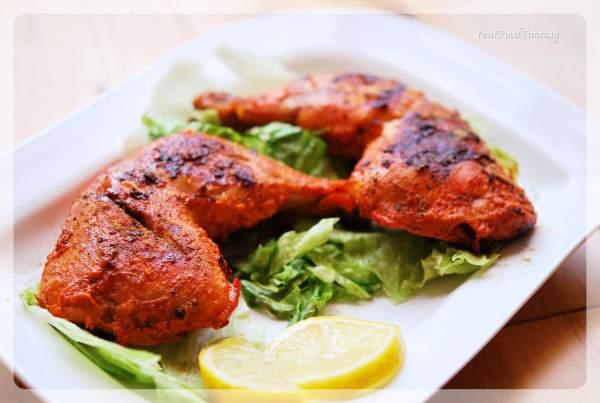Chicken Recipe |Angara Chicken Tangdi or Fiery Chicken Leg | Your Food Fantasy