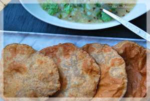 Kuttu Ki Puri Recipe | Buckwheat Flour Puri | Your Food Fantasy by Meenu Gupta
