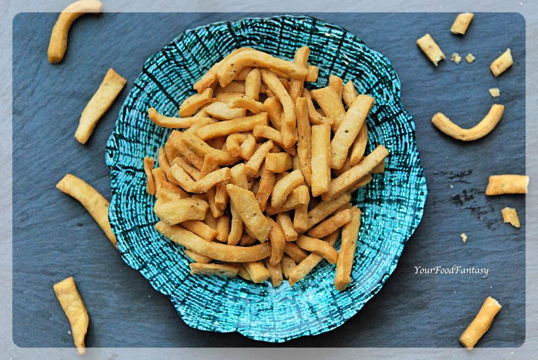 Namak paray Recipe | Your Food Fantasy