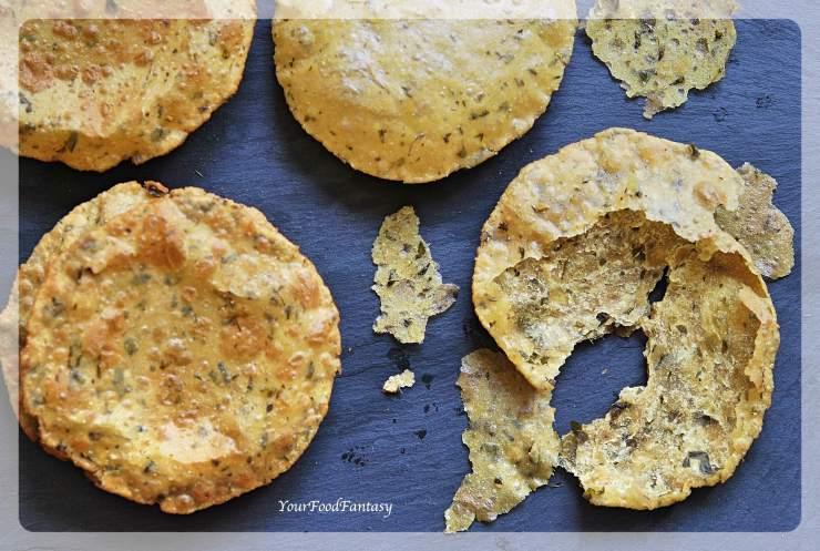 Methi Fenugreek Puri Recipe   Your Food Fantasy