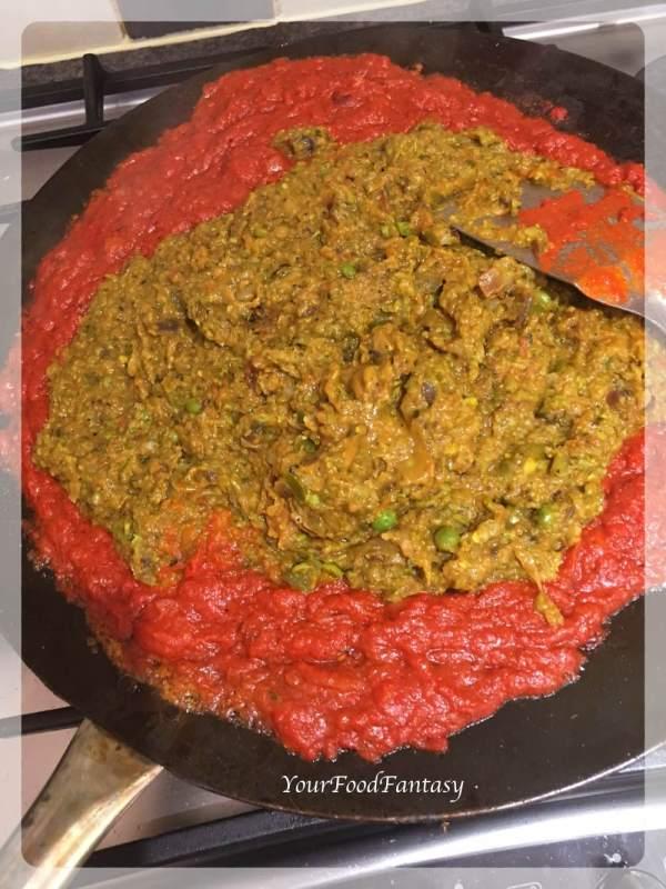 Pav Bhaji Recipe | Indian Street Food | Your Food Fantasy