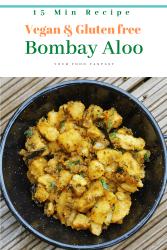 Vegan & Gluten free Bombay Aloo | Your Food Fantasy