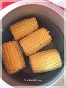 Boiling Corn | Corn On The Cob Recipe | Your Food Fantasy