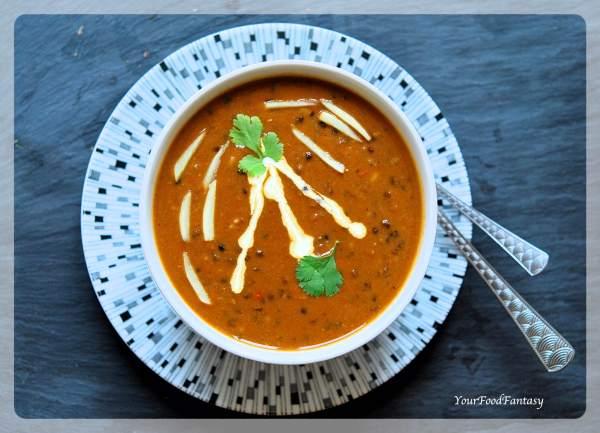 ITC Style Dal Bukhara Recipe | Your Food Fantasy